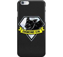 Diamond Ein iPhone Case/Skin