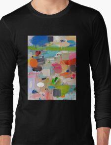 messages 010 Long Sleeve T-Shirt