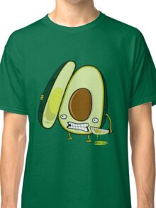 Avocados Are Hardcore Classic T-Shirt