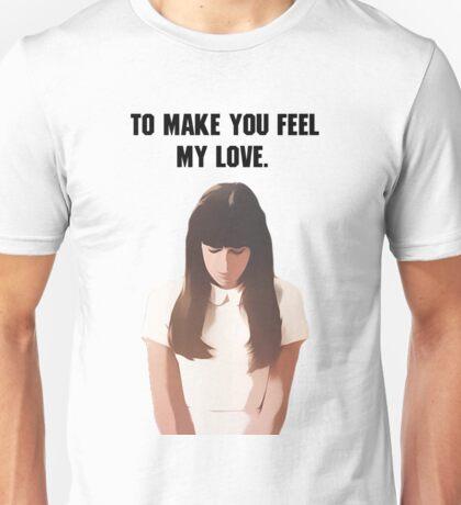 Lea Michele- Rachel Berry. Unisex T-Shirt