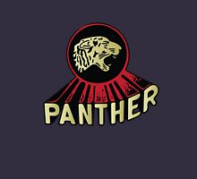 Panther Motorcycle Logo Unisex T-Shirt