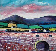 Flowers in the Field by ALICE STUART
