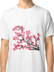 The Bloom of Cherry Blossoms Classic T-Shirt