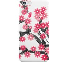 The Bloom of Cherry Blossoms iPhone Case/Skin