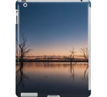 Lake Pinaroo, Cameron Corner iPad Case/Skin