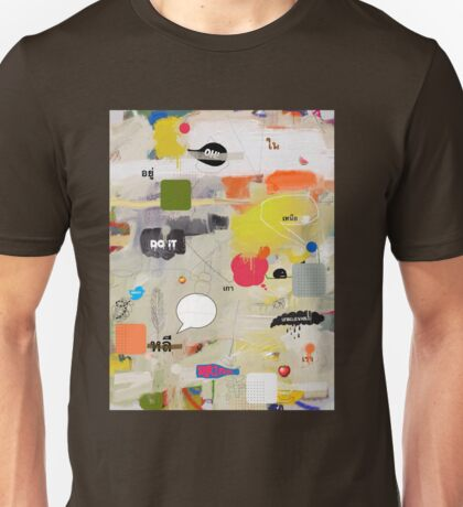 messages 012 Unisex T-Shirt