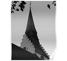 Petri Kirche, Versmold Poster