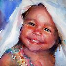 A Portrait A Day 32 - Olivia by Yevgenia Watts