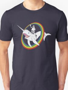 Narwhal Rainbow Stormtrooper T-Shirt