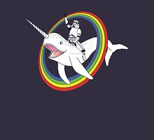 Narwhal Rainbow Stormtrooper Unisex T-Shirt