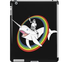 Narwhal Rainbow Stormtrooper iPad Case/Skin