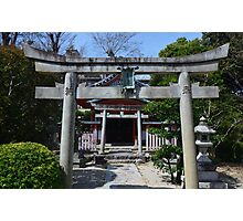 Temple Gate Photographic Print