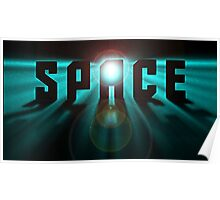 Space effect Poster