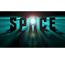 Space effect Photographic Print