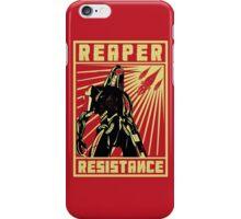 Geth Resistance iPhone Case/Skin