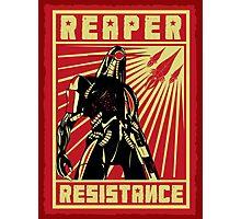 Geth Resistance Photographic Print
