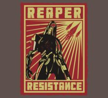 Geth Resistance by thehappyiceman7