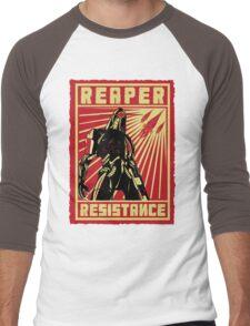 Geth Resistance Men's Baseball ¾ T-Shirt