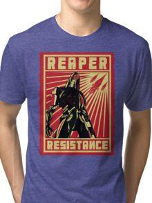 Geth Resistance Tri-blend T-Shirt
