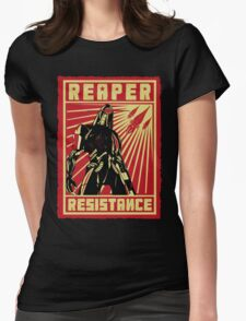 Geth Resistance Womens Fitted T-Shirt