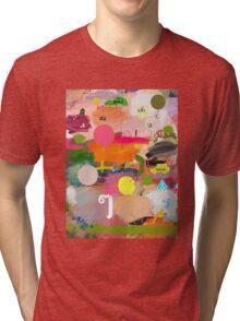 messages 013 Tri-blend T-Shirt