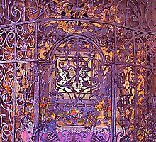 Heavens gate  by vickimec