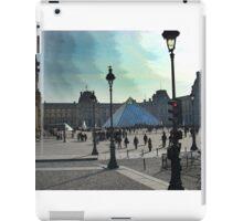 The Louvre In Paris iPad Case/Skin