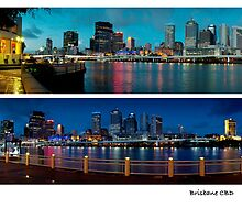 Brisbane CBD by ken47