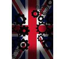 Steampunk UK Photographic Print