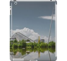 Reflections of the Past iPad Case/Skin