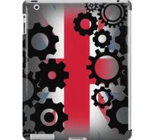 Steampunk UK iPad Case/Skin