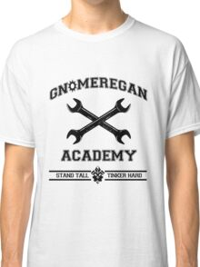 Gnomeregan Academy Classic T-Shirt