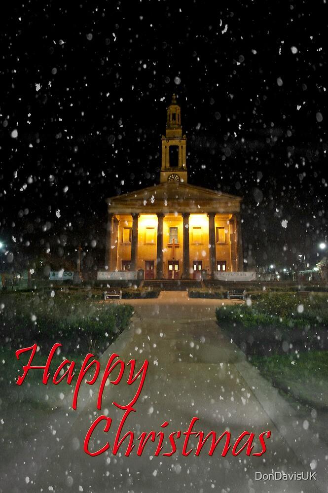 Happy Christmas by DonDavisUK