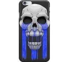 Weeping Skull iPhone Case/Skin
