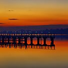 Colourful morning by John Vandeven