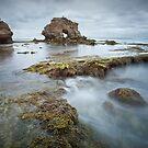 Victorian Coast #1 by Sam  Jackson