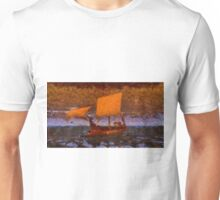 The Romans are Coming by Sarah Kirk Unisex T-Shirt