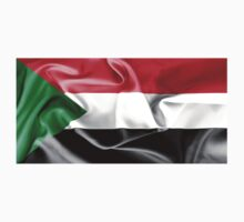 Sudan Flag Kids Clothes