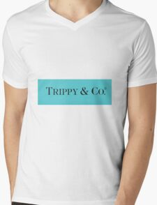 TRIPPY & CO. Mens V-Neck T-Shirt