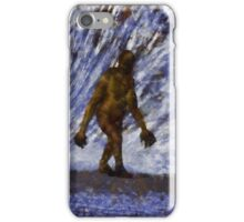 Yeti by Sarah Kirk iPhone Case/Skin