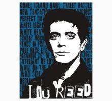 Lou Reed by digitaldog