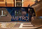 Métro de Melbourne pour Magali by Rhoufi