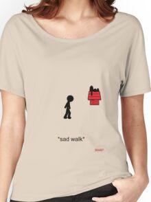 Arrested Development Sad Women's Relaxed Fit T-Shirt