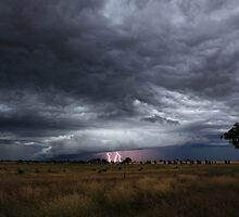 Thunderstorm by Greg Thomas