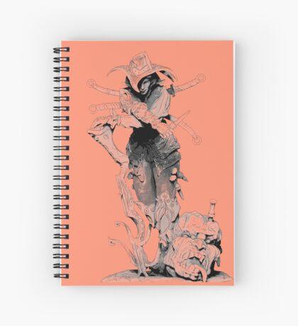 Monster Hunter Spiral Notebook
