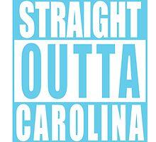 Straight Outta North Carolina by Weston Miller