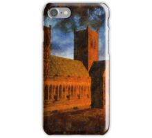 Lincoln Cathedral by Sarah Kirk iPhone Case/Skin