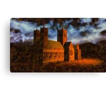 Lincoln Cathedral by Sarah Kirk Canvas Print