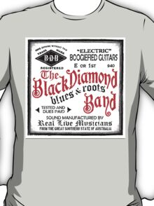 Black Diamond (white label) T-Shirt