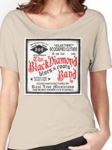 Black Diamond (white label) Women's Relaxed Fit T-Shirt